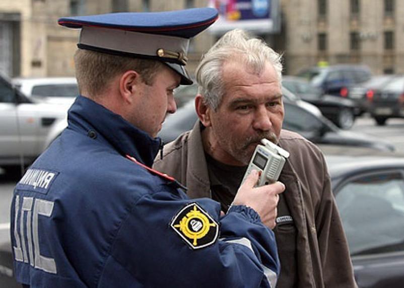 Пьяные водители под прицелом смоленской Госавтоинспекции