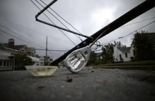 В Смоленской области полностью восстановлено электроснабжение