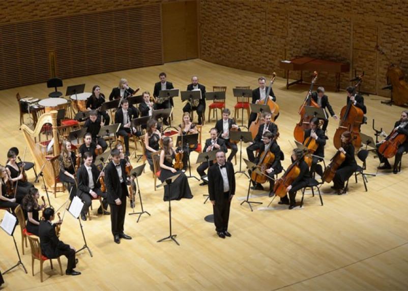 В Смоленске выступит оркестр Мариинского театра
