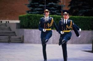 Смоленские призывники будут служить в Кремле
