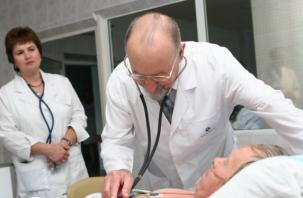 В Смоленской области не хватает врачей-кардиологов