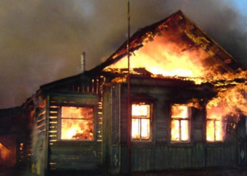 В Рославле при пожаре погибла 92-летняя пенсионерка