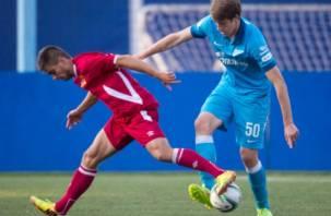 Смоленский «Днепр» уступил во втором матче подряд
