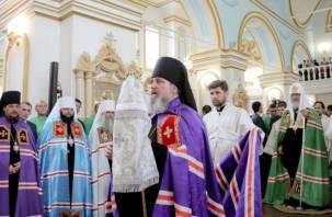Епископ Смоленский и Рославльский Исидор возведен в сан митрополита