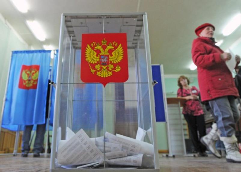 Более трети смолян проголосовало на выборах