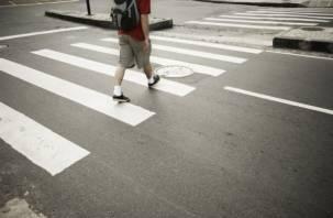 В Смоленске начнут активнее штрафовать пешеходов-нарушителей