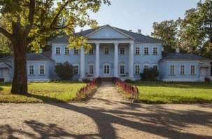 Усадьбу Новоспасское в Смоленской области реконструируют на пожертвования