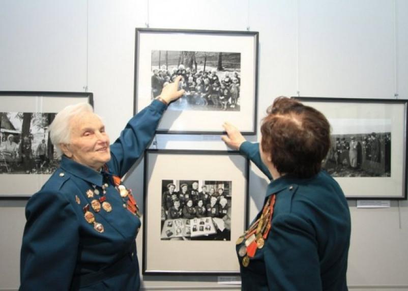 В Смоленске открылась выставка «Лица Победы»