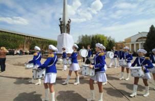 Открыли! Смоленск обзавелся памятником воинам-освободителям