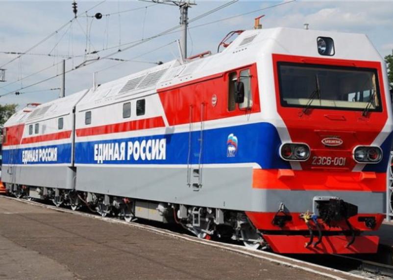 «Единая Россия» в Смоленске определилась с «паровозами»