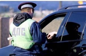 В праздничные дни водители – под особым контролем смоленской Госавтоинспекции
