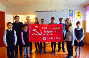 Знамя Победы будет почти в каждой смоленской школе