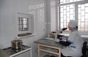 В Смоленской области провели геномную регистрацию осужденных
