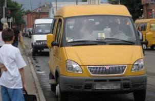 В Смоленске вырастет стоимость проезда в маршрутных такси