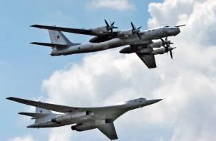 Сегодня над Смоленском пролетят бомбардировщики