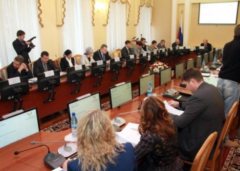 В пятницу пройдет очередное заседание Смоленского горсовета
