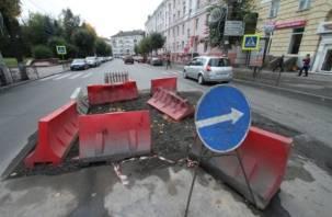 В Смоленске устранили аварию на водопроводной линии
