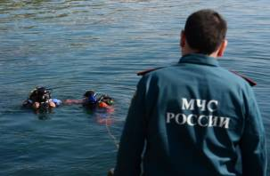 Еще одна трагедия на воде. В Десногорском водохранилище утонул мужчина