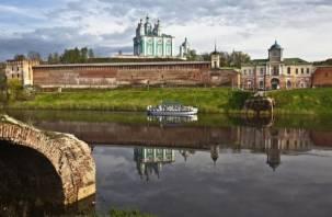 Где-то тут заканчивается Смоленск