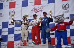 На «Смоленском кольце» прошел второй этап чемпионата РСКГ. Видео