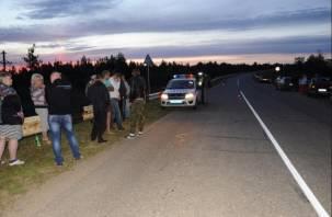 В Ельнинском районе произошли два ДТП, в которых погибли оба водителя