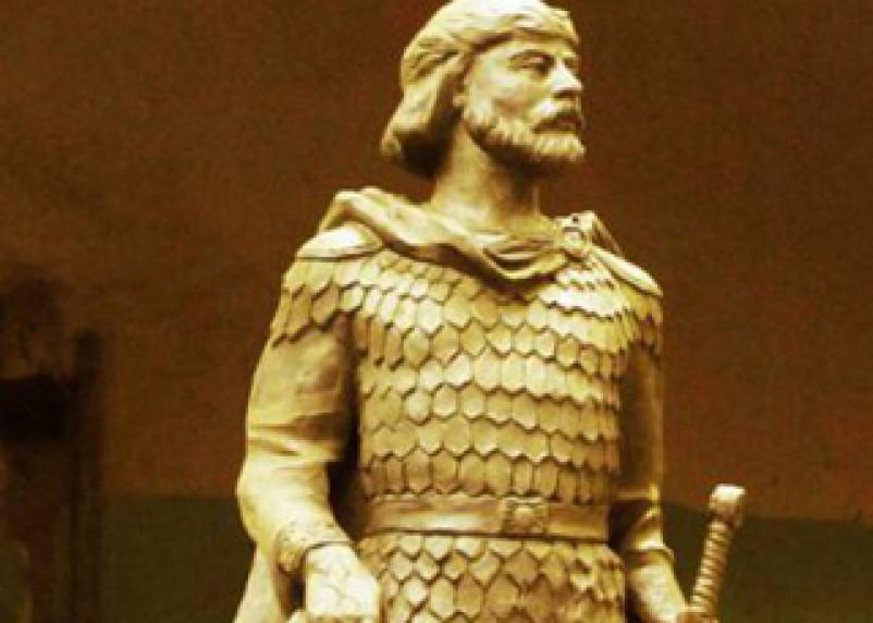 В Рославле будет установлен памятник князю