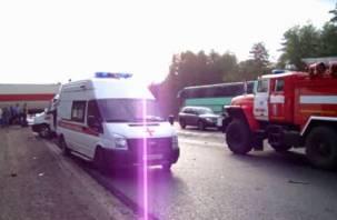 Подробности трагедии под Вязьмой: ДТП унесло жизни четырех женщин