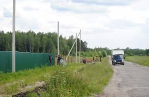 Микрорайон Пасово в Смоленске построят рядом со скотомогильниками