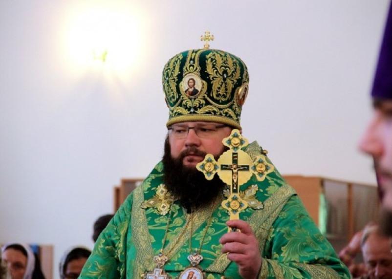 В Смоленске освятили храм в честь Живоначальной Троицы