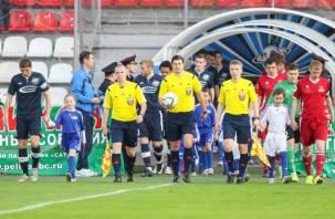 В Смоленске состоялся благотворительный футбольный турнир