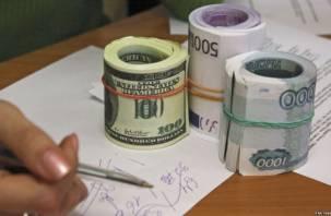 Смоляне опять скупали доллары и евро