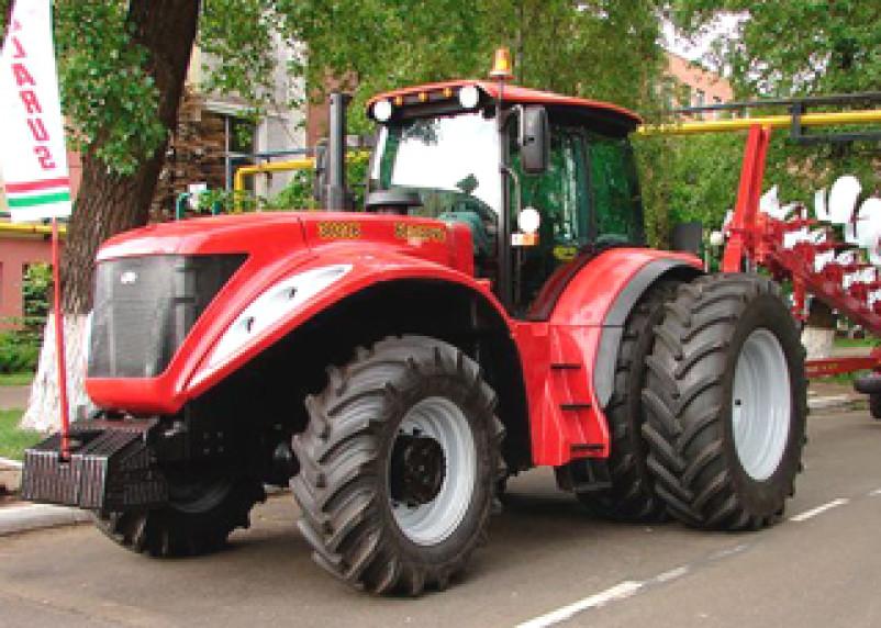 В Смоленской области будут производить новый трактор «Беларус»