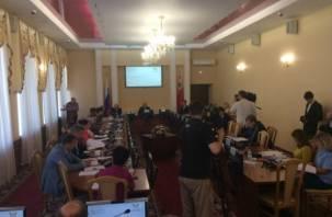 Смоленский горсовет назначил дату своего переизбрания