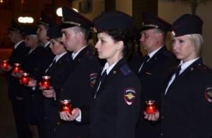 В День памяти и скорби в Смоленске прошла акция «Свеча Памяти»