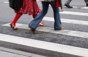 Смоленские пешеходы нарушают ПДД чаще, чем водители