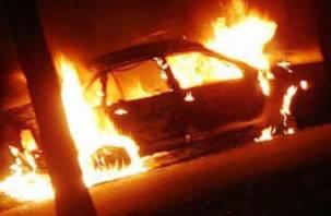 В ДТП в Смоленском районе человек погиб в горящем автомобиле