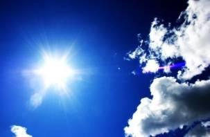 В Смоленске ожидаются солнечные и теплые выходные