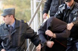 В Смоленске задержаны убийцы, зарубившие топором предпринимателя