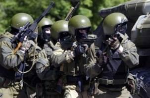 Смоленскому спецназу – 13 лет