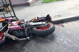 Увеличилось число смертельных ДТП с мотоциклистами