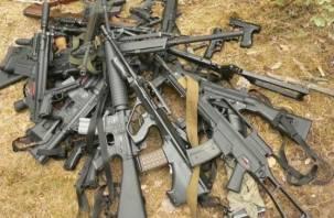 В Смоленске ФСБ задержала поставщиков оружия из стран ЕС и Украины