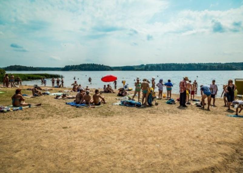 Пляжи Смоленского поозерья опасны для отдыхающих