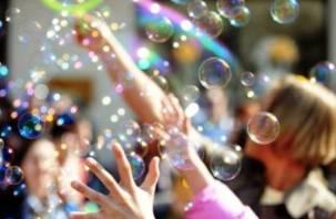 В Смоленске пройдет шоу мыльных пузырей