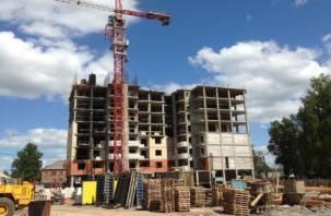 В Смоленской области резко упало потребление бетона