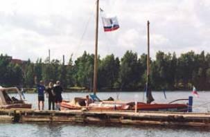 Смоляне приняли участие в водном походе