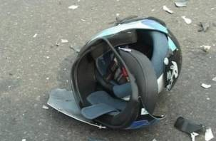 В Смоленской области в двух ДТП пострадали мотоциклисты