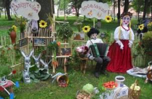 В Смоленской области отпразднуют «День огурца»