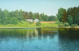 Открыта выставка памяти смоленского художника Артура Вуймина