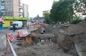 В Смоленске без горячей воды остаются более 100 домов