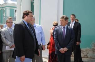 Смоляне требуют провести расследование деятельности Алексея Островского